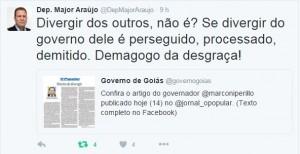 Major Araújo