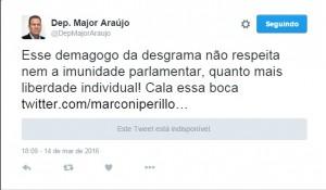 Major Araujo II